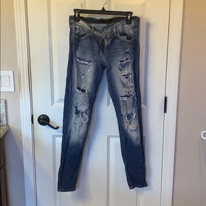 KanCan skinny straight jeans - 29